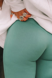 ZINNIA LEGGING - SEA