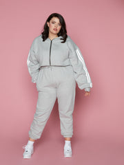 IVY TRACKIES - GREY