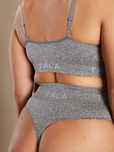 Load image into Gallery viewer, FORM BRALETTE - GREY MARL