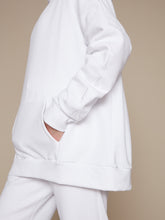 Load image into Gallery viewer, VENUS OVERSIZED HOODIE - WHITE