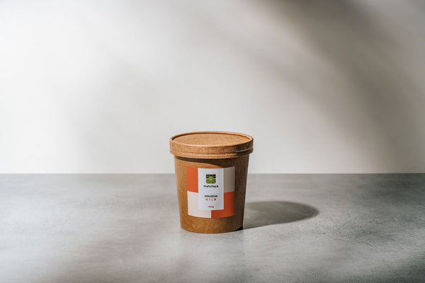 Houjicha Soft Serve Tub - Matchaya: Progressive Tea Bar