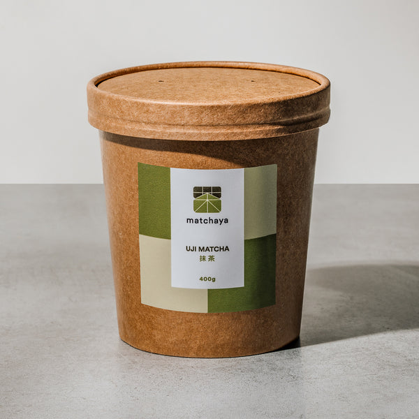 Uji Matcha Soft Serve Tub - Matchaya: Progressive Tea Bar
