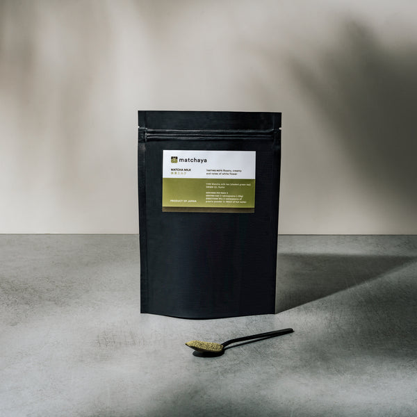 Matcha Milk Blend - Matchaya: Progressive Tea Bar