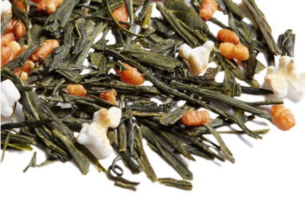 Genmaicha Tea Leaf - Matchaya: Progressive Tea Bar