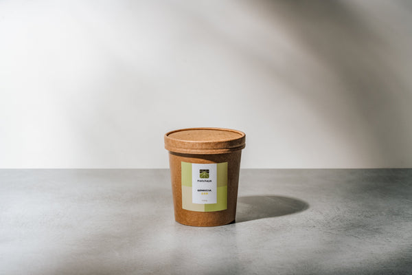 Genmaicha Soft Serve Tub - Matchaya: Progressive Tea Bar