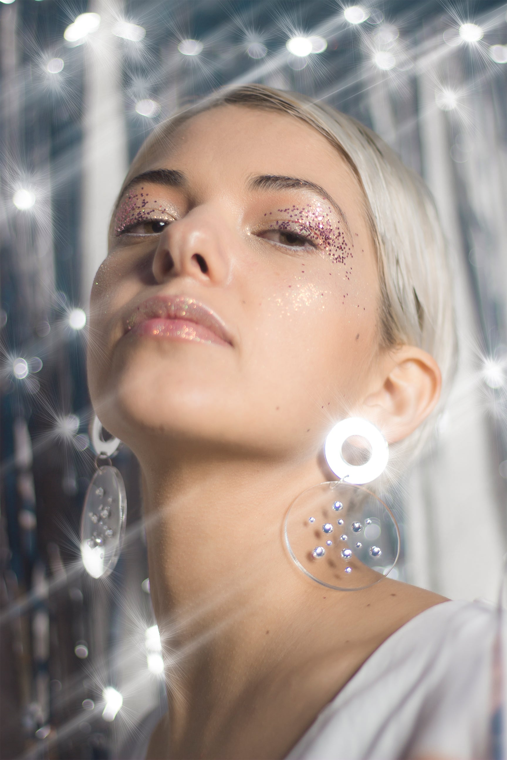 Lookbook We Are All Made Of Stars Now or Never Jewelry