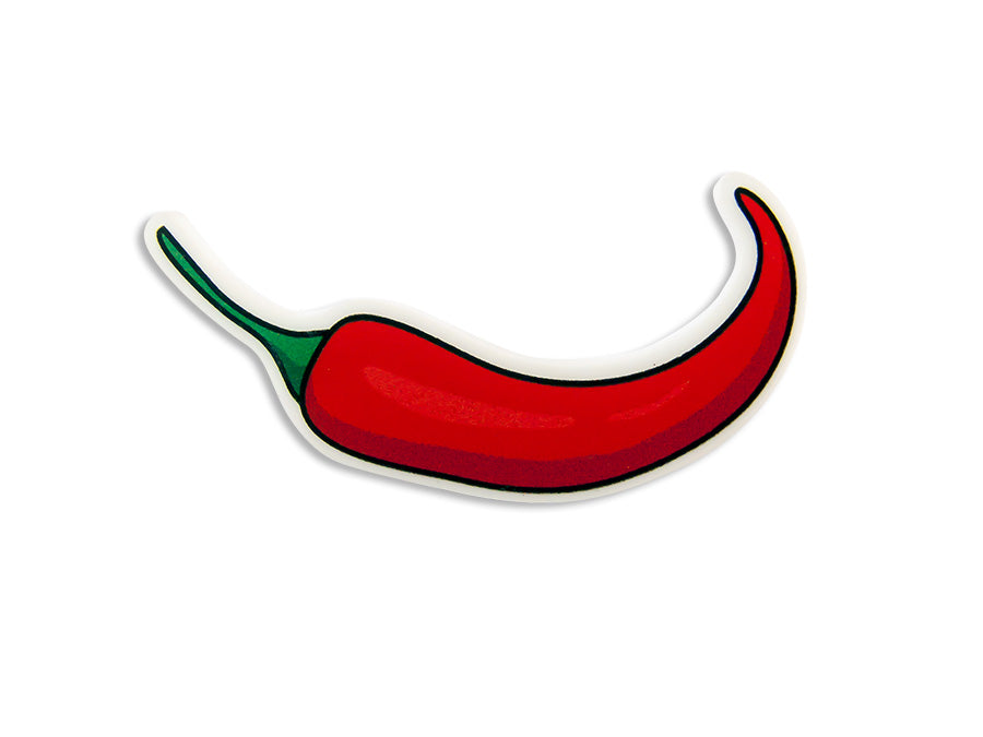 Broche chili pepper picante