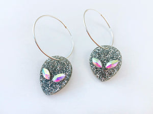 Pendientes Hypnotized Alien