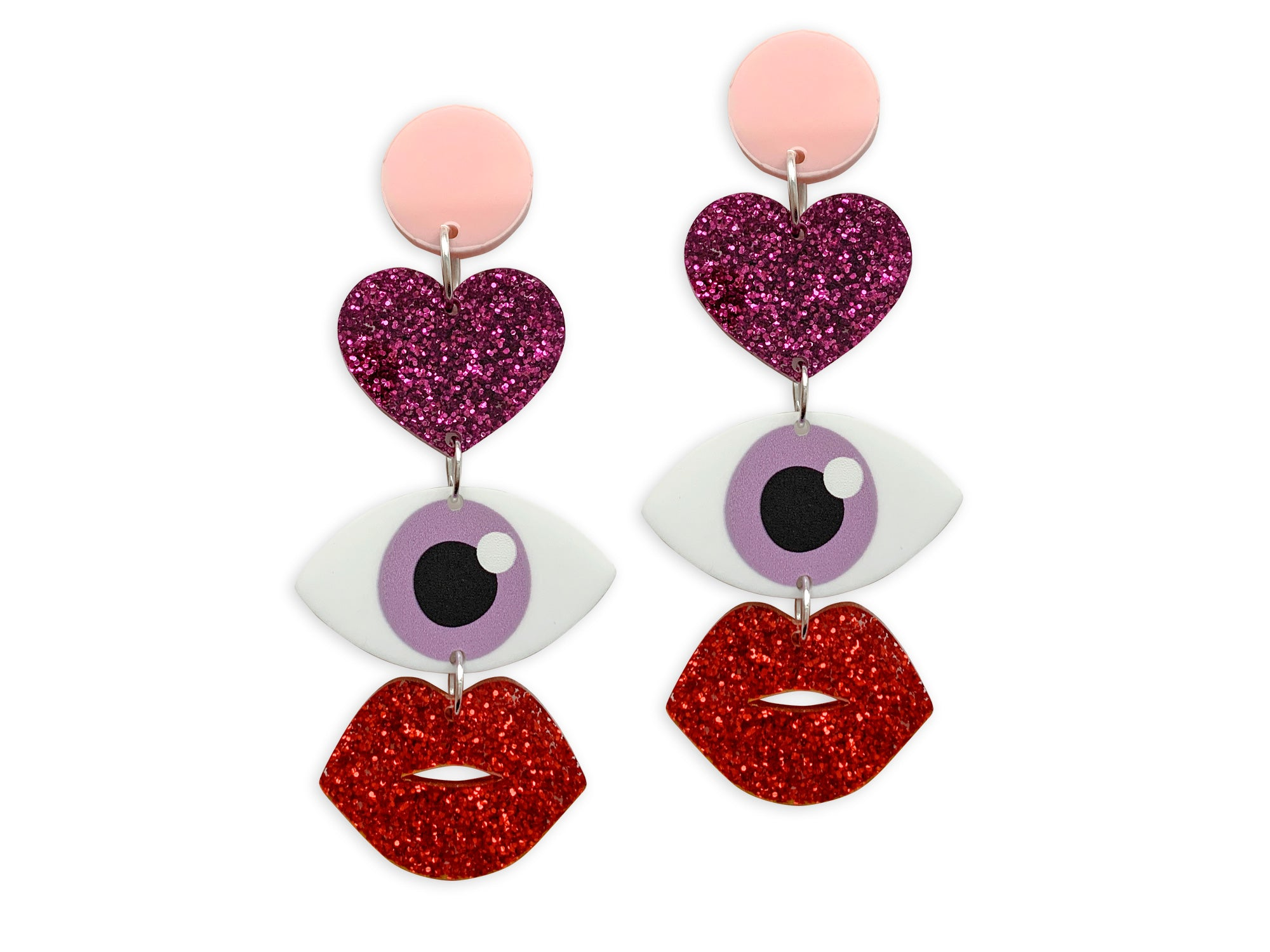 Flirty Earrings Now or Never Zensations