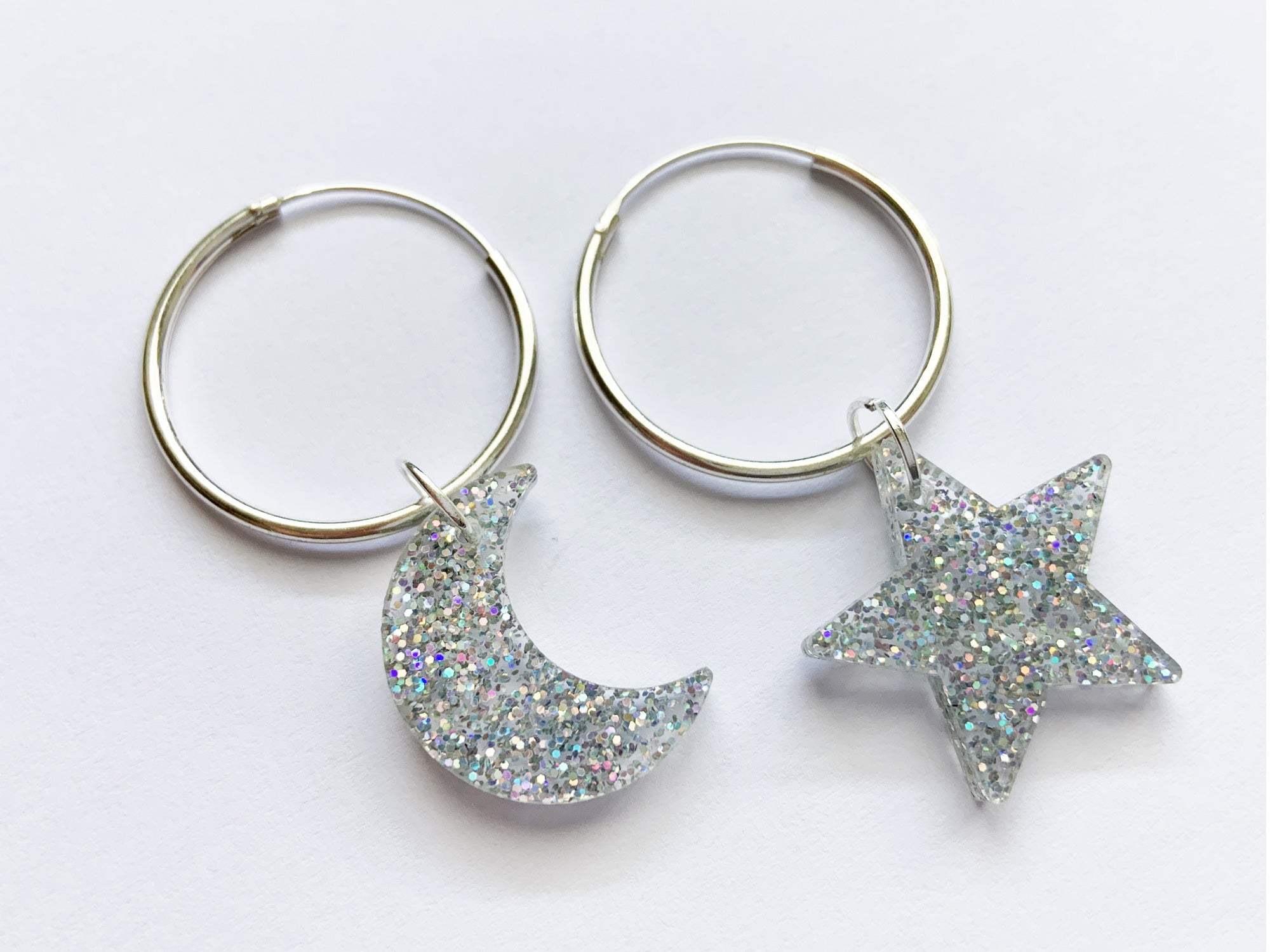 Pendientes Moon & Star 2.0 Now or never Jewelry