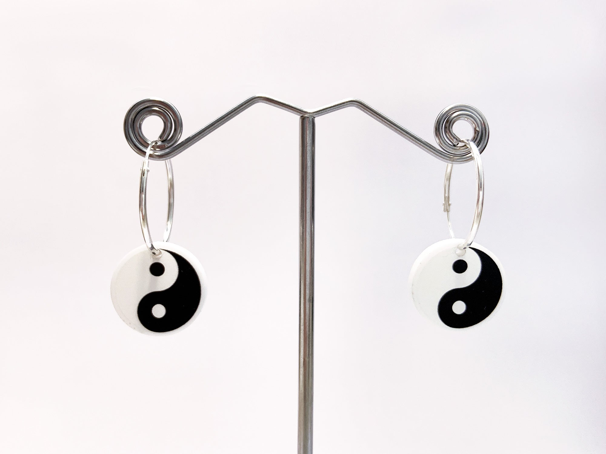 Pendientes Yin Yang Now or Never