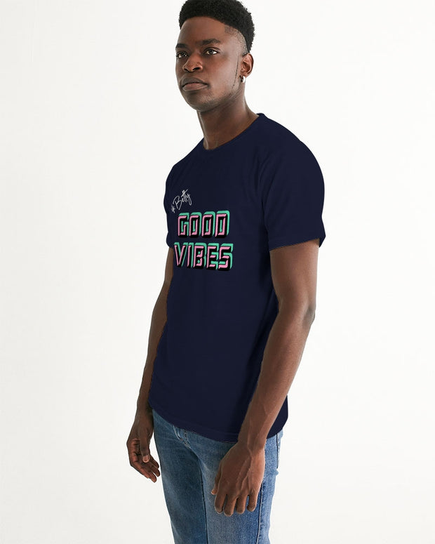 Funk Betty's Good Vibes Men's Graphic Tee