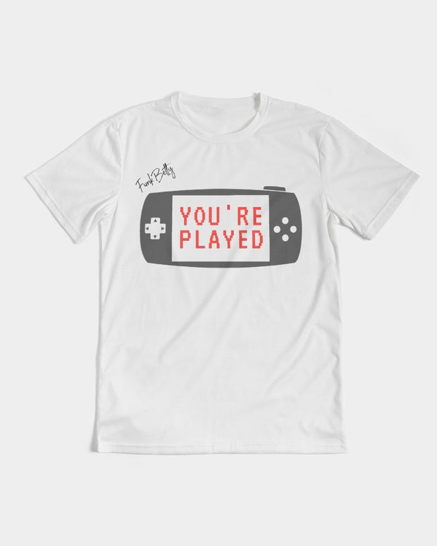 Funk Betty's Gamer Tees Men's Graphic Tee
