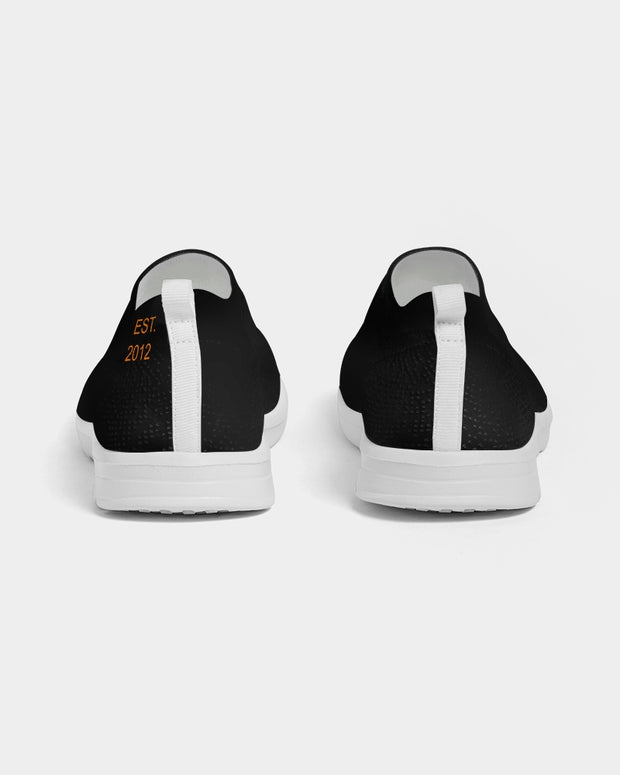 Funk Betty's Black Wall  of Fame Edition Men's Slip-On Flyknit Shoe