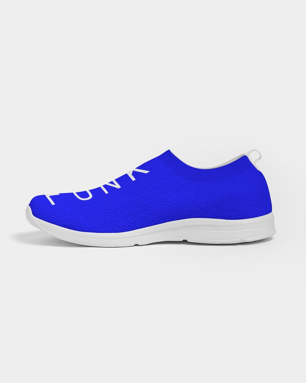 Blue of all things Women's Slip-On Flyknit Shoe