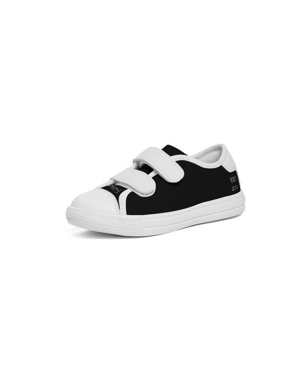 Funk Betty's Black Wall  of Fame Edition Kids Velcro Sneaker