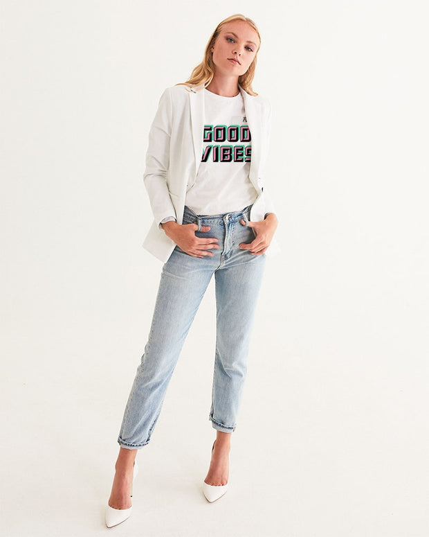 Funk Betty's Good Vibes Women's Graphic Tee