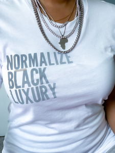 Normalize Black Luxury