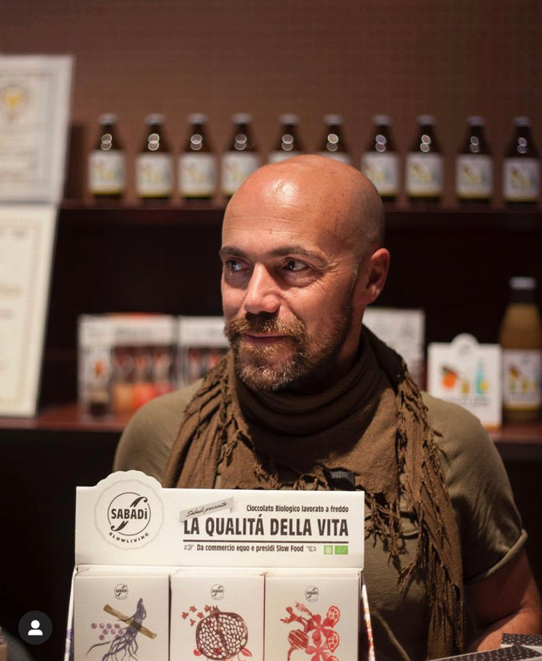 Interview with our suppliers: Simone Sabaini from Sabadi'