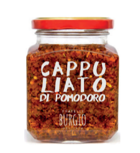 Sicilian Chopped Dried Tomatoes - Capuliato