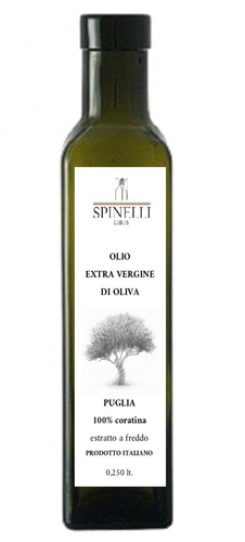 Extra Virgin Olive Oil Monocultivar