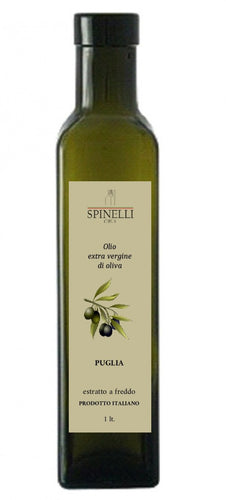 Extra Virgin Olive Oil Blend