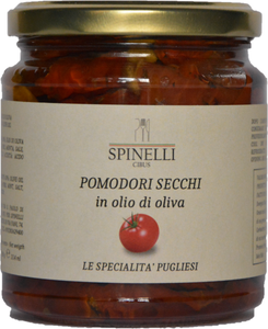 San Marzano tomatoes in extra virgin olive oil