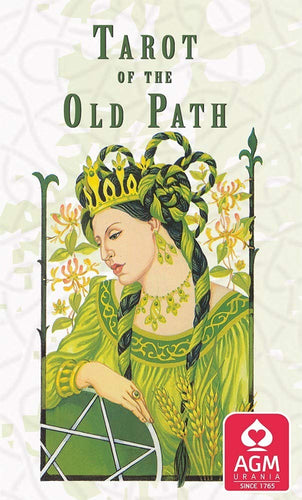 Tarot Of The Old Path Deck Cards