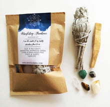 Load image into Gallery viewer, Crystal Rising - Manifesting Abundance Ritual Kit