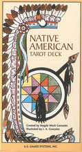 Load image into Gallery viewer, Native American Tarot Deck