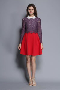 "Comino Couture ""Lacey Lace"" Dress  *WAS £95*"