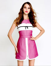 Load image into Gallery viewer, Comino Couture Pink Passion Dress *WAS £145*