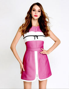 Comino Couture Pink Passion Dress *WAS £145*