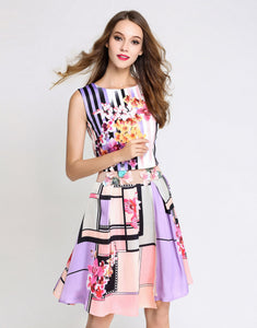 Comino Couture Candy Two Piece Top & Skirt * WAS £96*