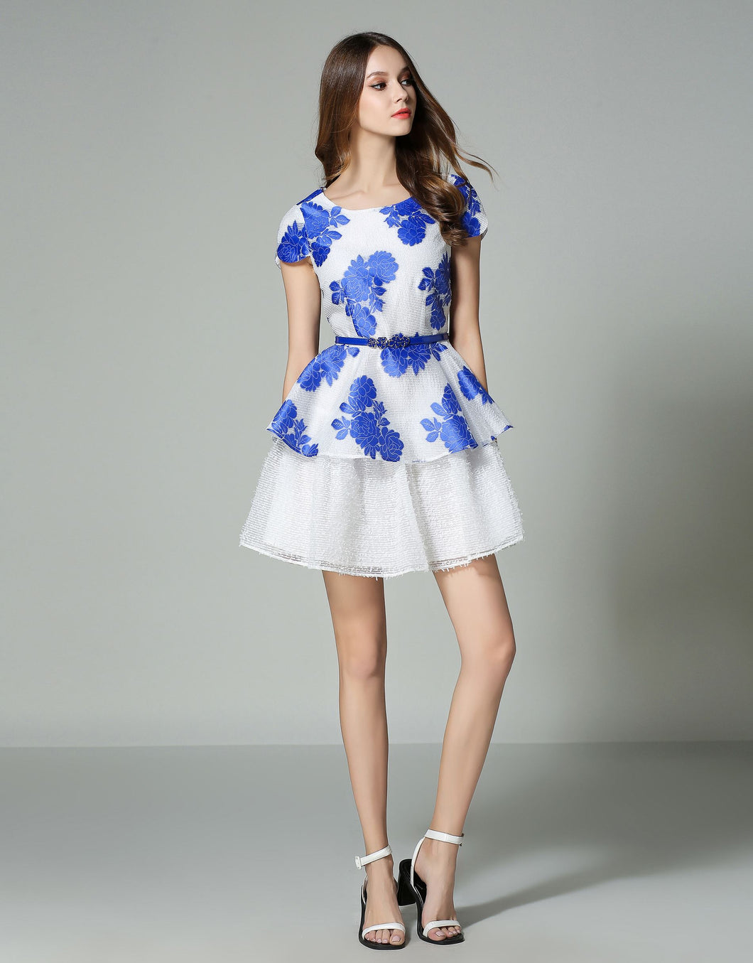 Comino Couture Blue Dreams Dress *WAS £85*