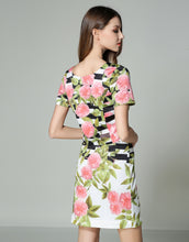 "Load image into Gallery viewer, Comino Couture ""Forest Hill""  Top & Skirt Set *WAS £85*"