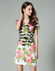 "Comino Couture ""Forest Hill""  Top & Skirt Set *WAS £85*"