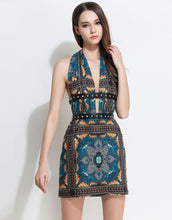 Load image into Gallery viewer, Comino Couture Greek Goddess Dress *WAS £125*