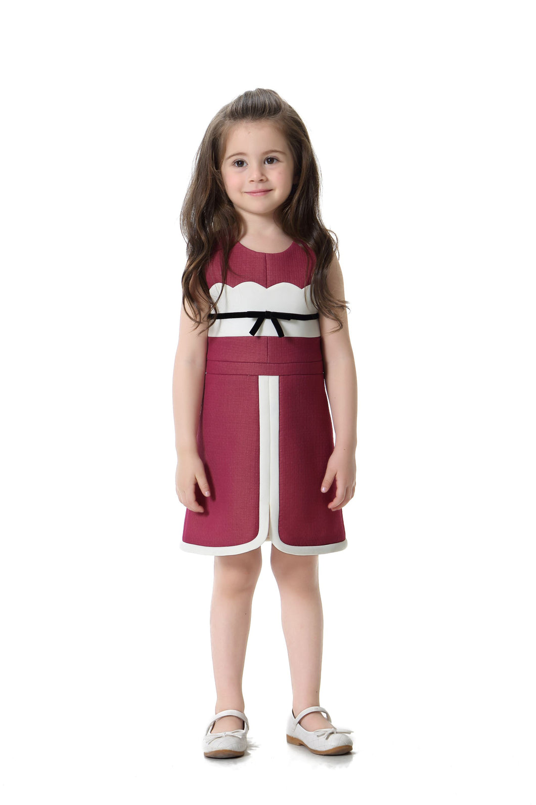 Little Miss Comino Pink Passion Dress
