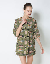 "Load image into Gallery viewer, Comino Couture ""Housey"" Double Breasted Coat *WAS £95*"