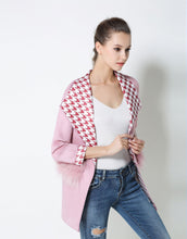 Load image into Gallery viewer, Comino Couture Pink Faux Fur Pocket Coat *WAS £95*