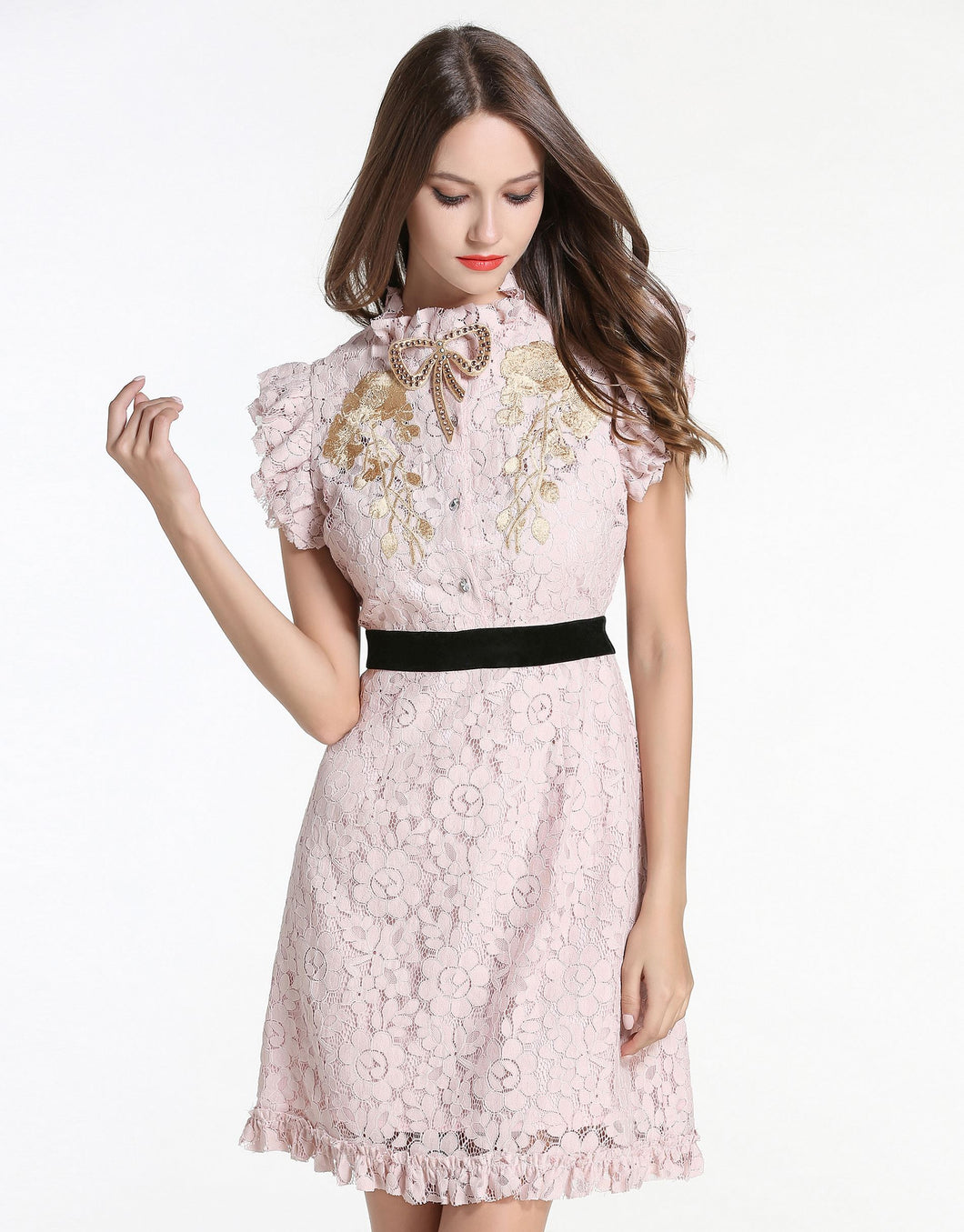 Comino Couture Cotton Candy Dress *WAS £145*