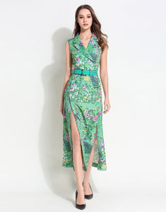 Comino Couture Tropical Twist Dress *WAS £170*