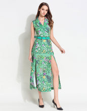 Load image into Gallery viewer, Comino Couture Tropical Twist Dress *WAS £170*