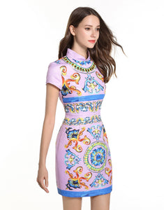 China Doll Mini Dress