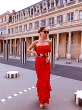 Load image into Gallery viewer, Red Pegasus Dress *WAS £210*