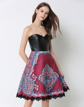 Load image into Gallery viewer, Comino Couture Paisley Midi Dress *WAS £160*