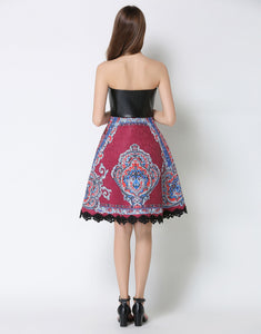 Comino Couture Paisley Midi Dress *WAS £160*