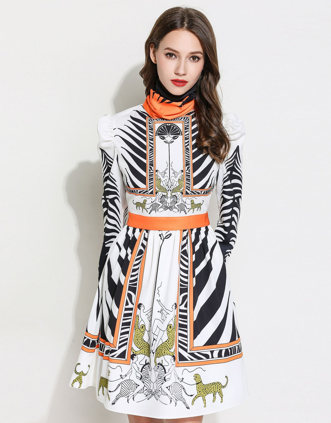 Comino Couture Animal Kingdom Dress *WAS £145*