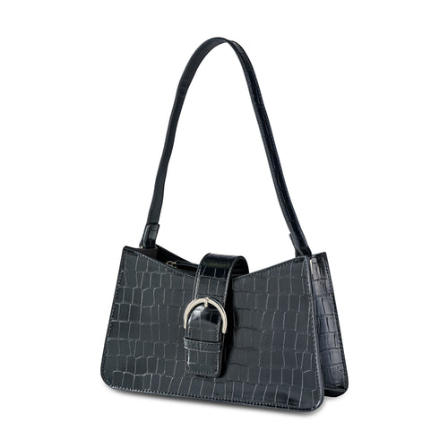 NEW! Mini Black Slim Shoulder Bag  THREESIXFIVE